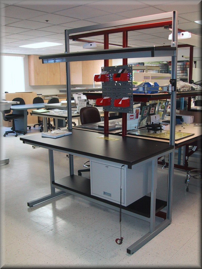 global industrial workbench assembly instructions