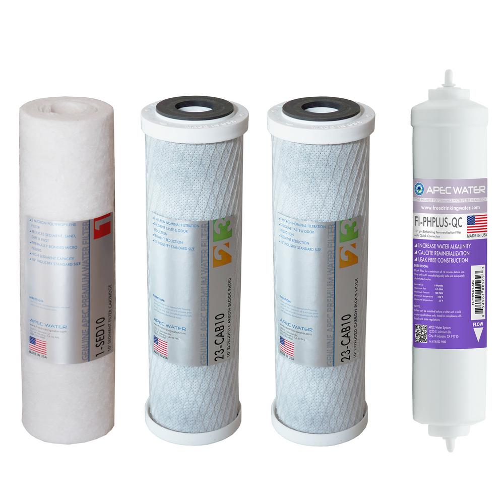 ge reverse osmosis filter replacement instructions