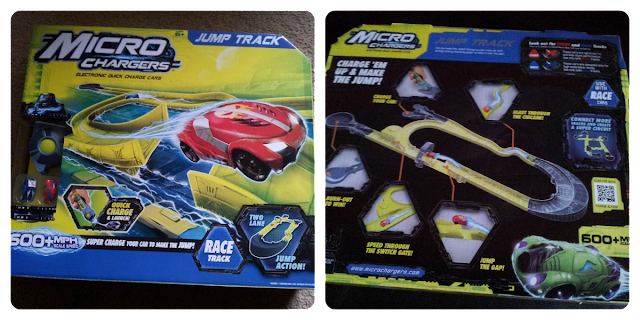 micro chargers time track instructions