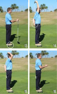 natural golf instruction video