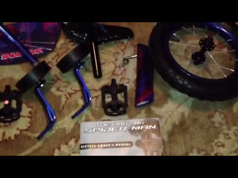 bicycle rear wheel assembly instructions