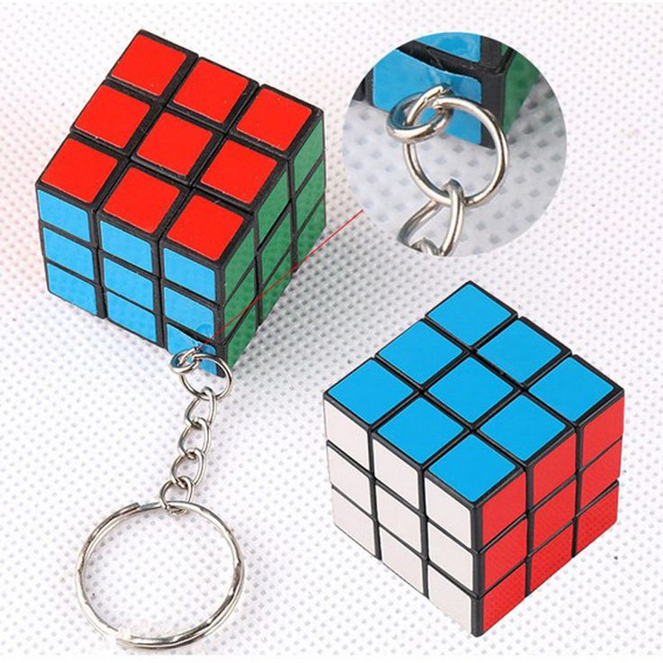 keychain cube puzzle instructions