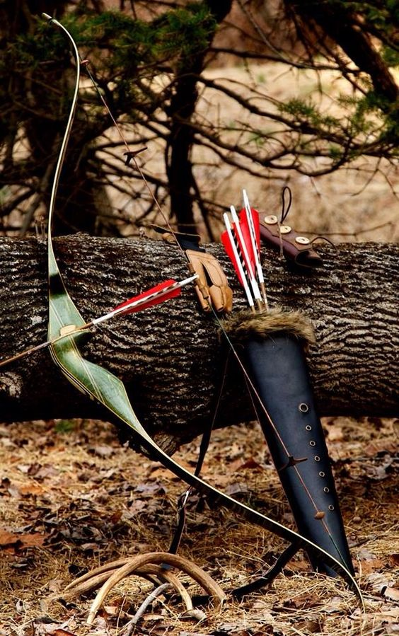pvc recurve bow instructions