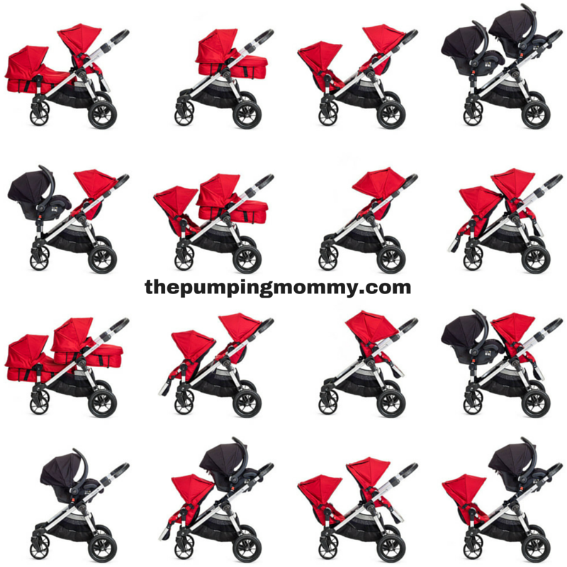baby jogger city select capsule adaptor instructions