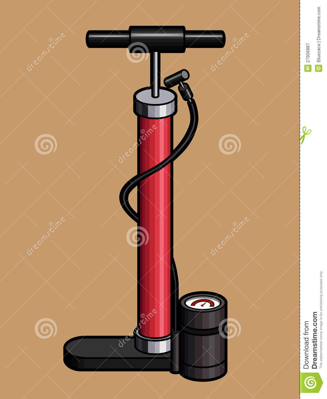 bicycle hand pump instructions