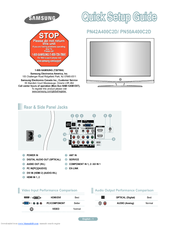 samsung flat screen tv stand instructions