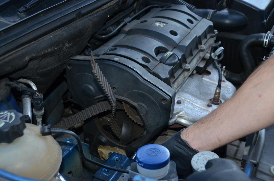 peugeot 307 timing belt replacement instructions
