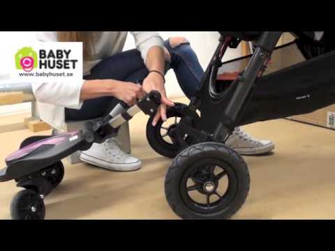 baby jogger city select instructions