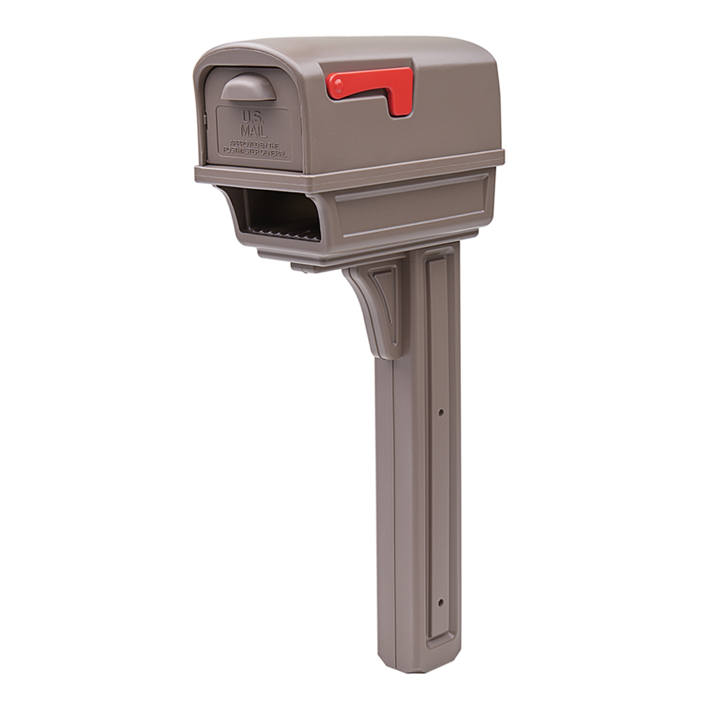 solar group mailbox instructions