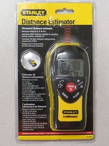 stanley estimator 39 030 instructions
