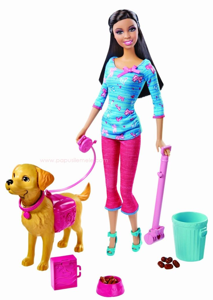 barbie puppy mobile instructions