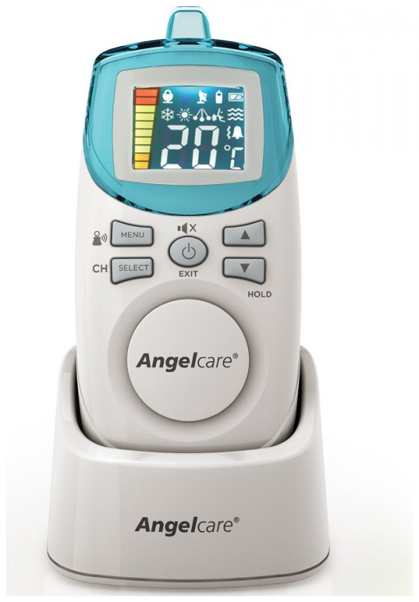 angelcare movement and sound baby monitor instructions