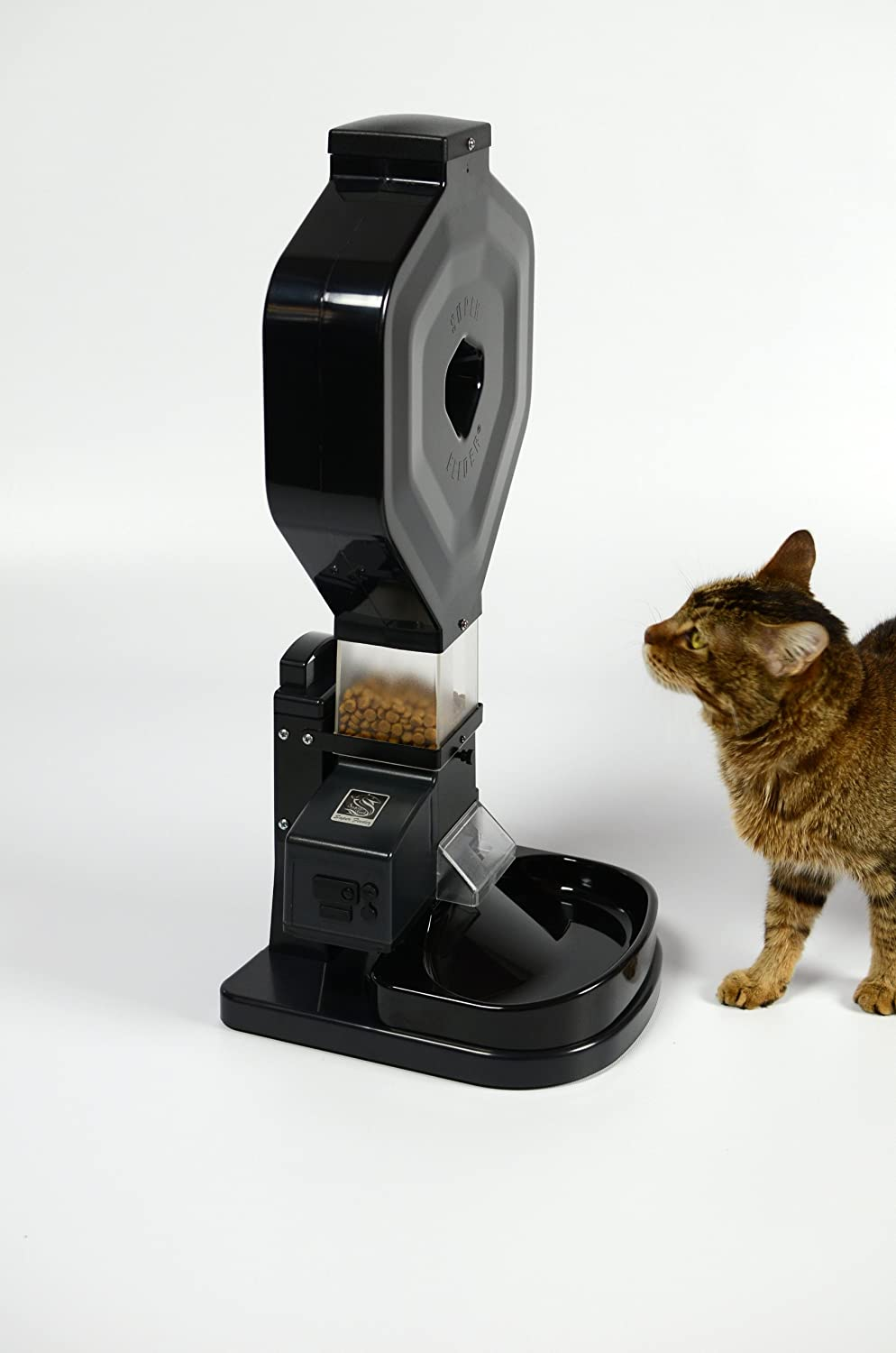 automatic cat feeder instructions