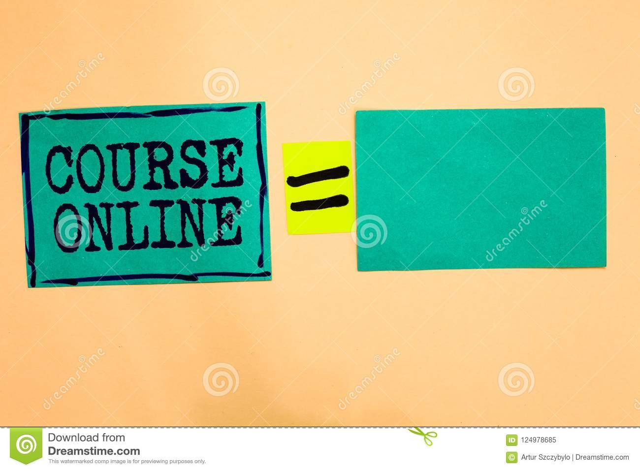 course of instruction meaning
