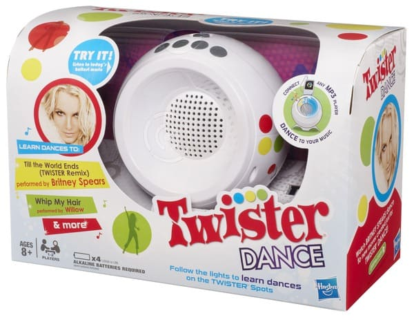 twister dance game instructions