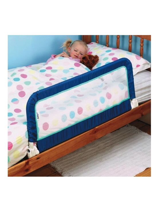 babydan folding bed rail instructions