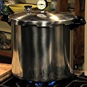 presto 23 qt pressure canner instructions