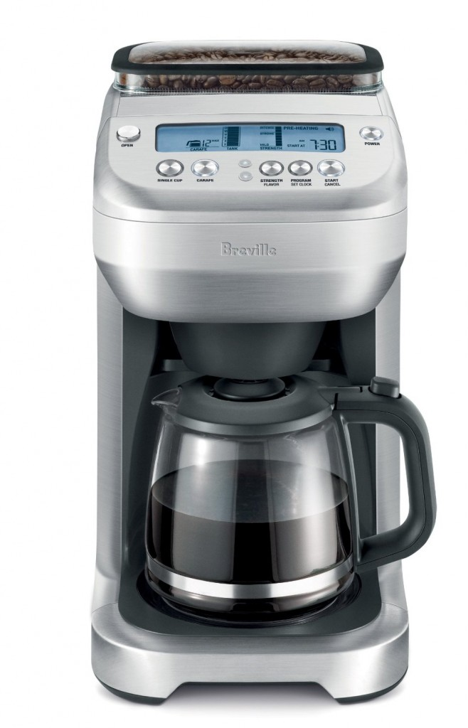 breville aroma fresh coffee maker instructions