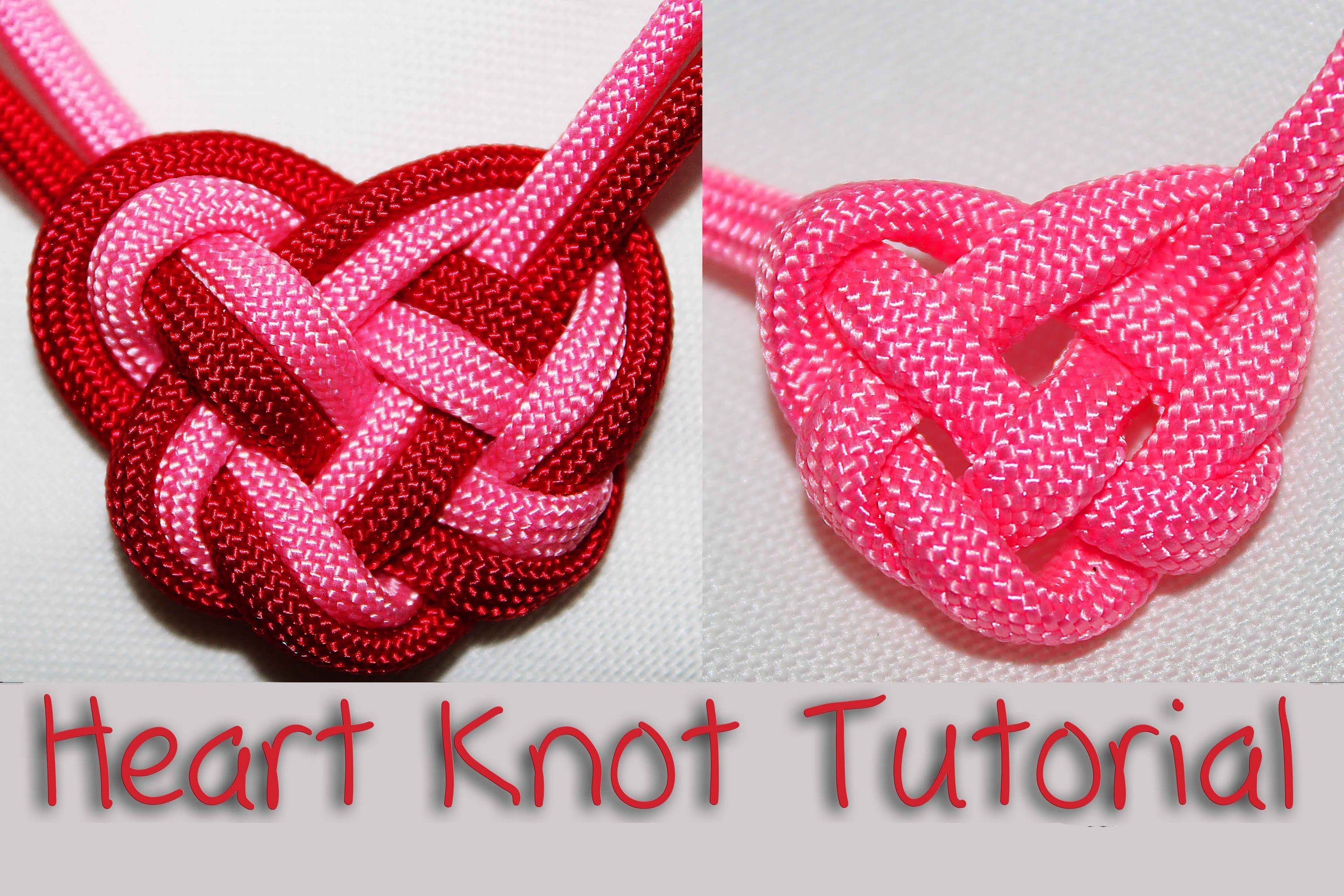 jewelry knot tying instructions