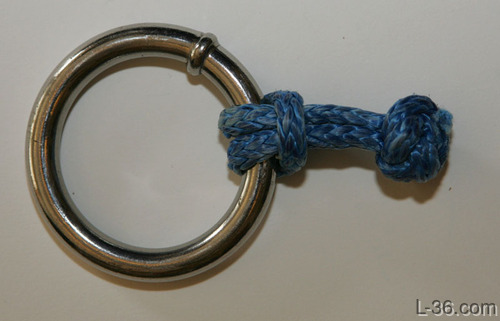 diamond stopper knot instructions
