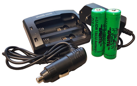 challenge battery charger instructions
