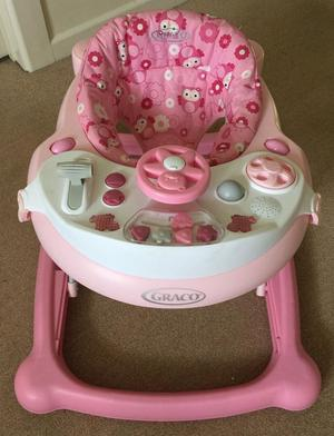 chicco 123 baby walker instructions