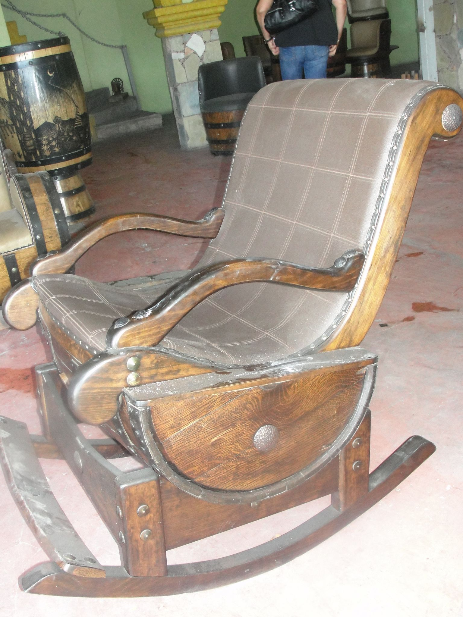 comfort rocking chair instructions