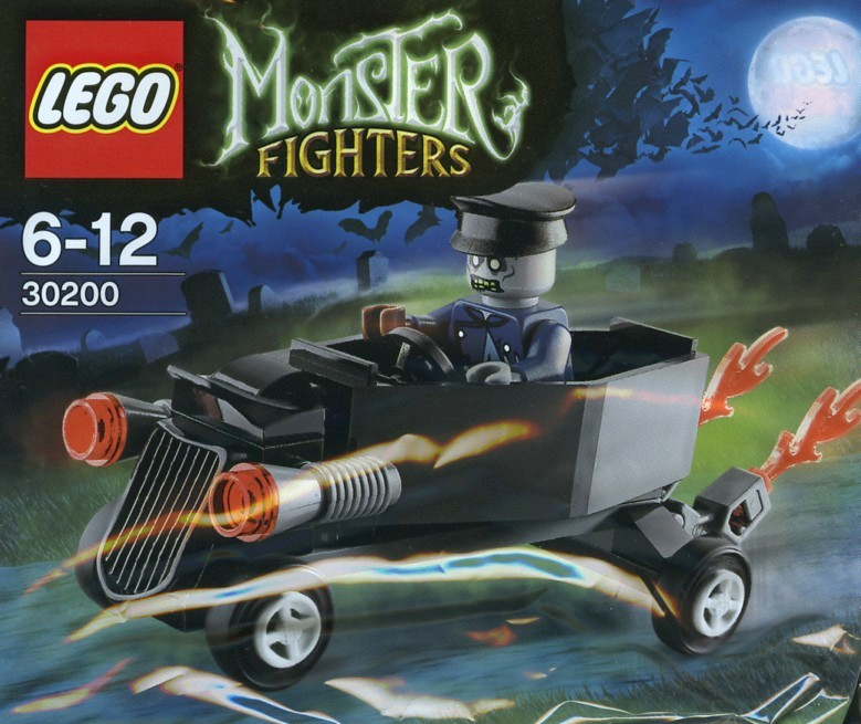 lego monster fighters instructions