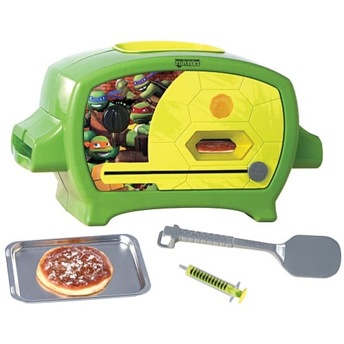ninja turtle pizza oven instructions