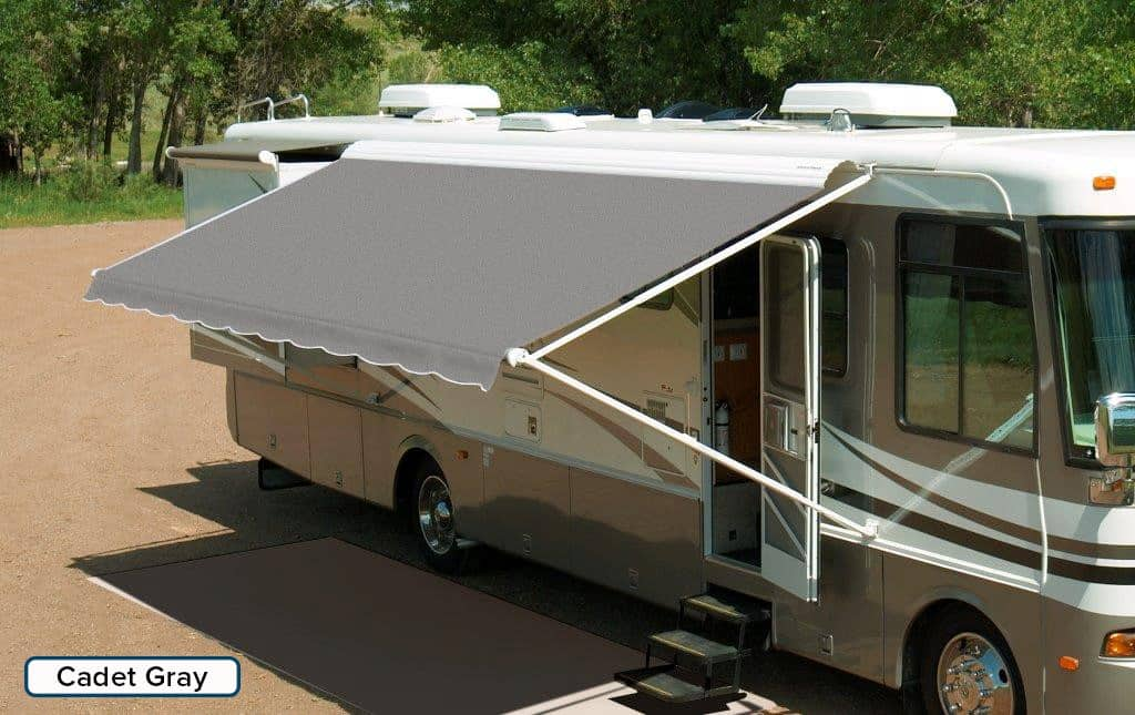 dometic awning installation instructions
