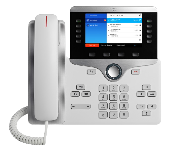 cisco phone system instructions
