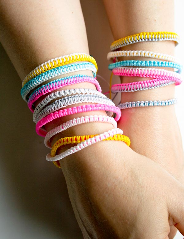 easy friendship bracelet designs and instructions