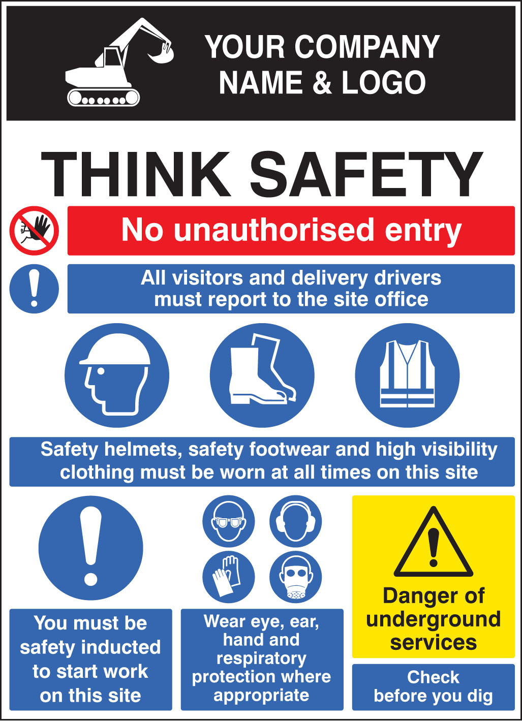 safety instructions in factory