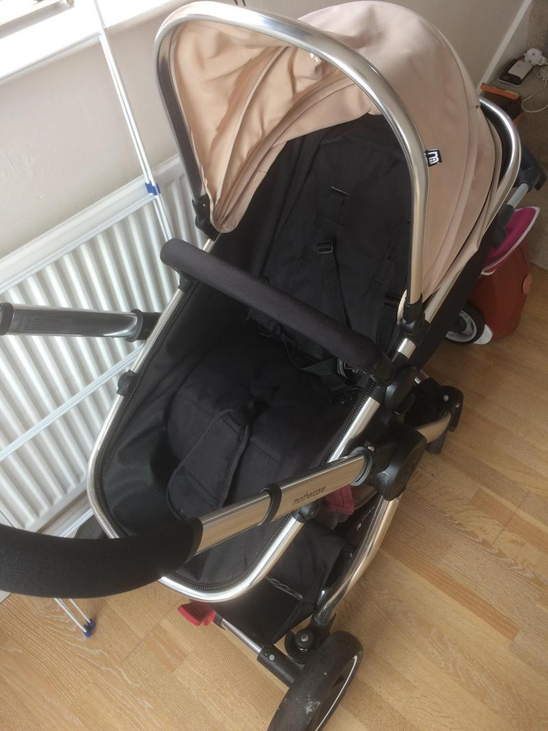 mothercare travel system instructions