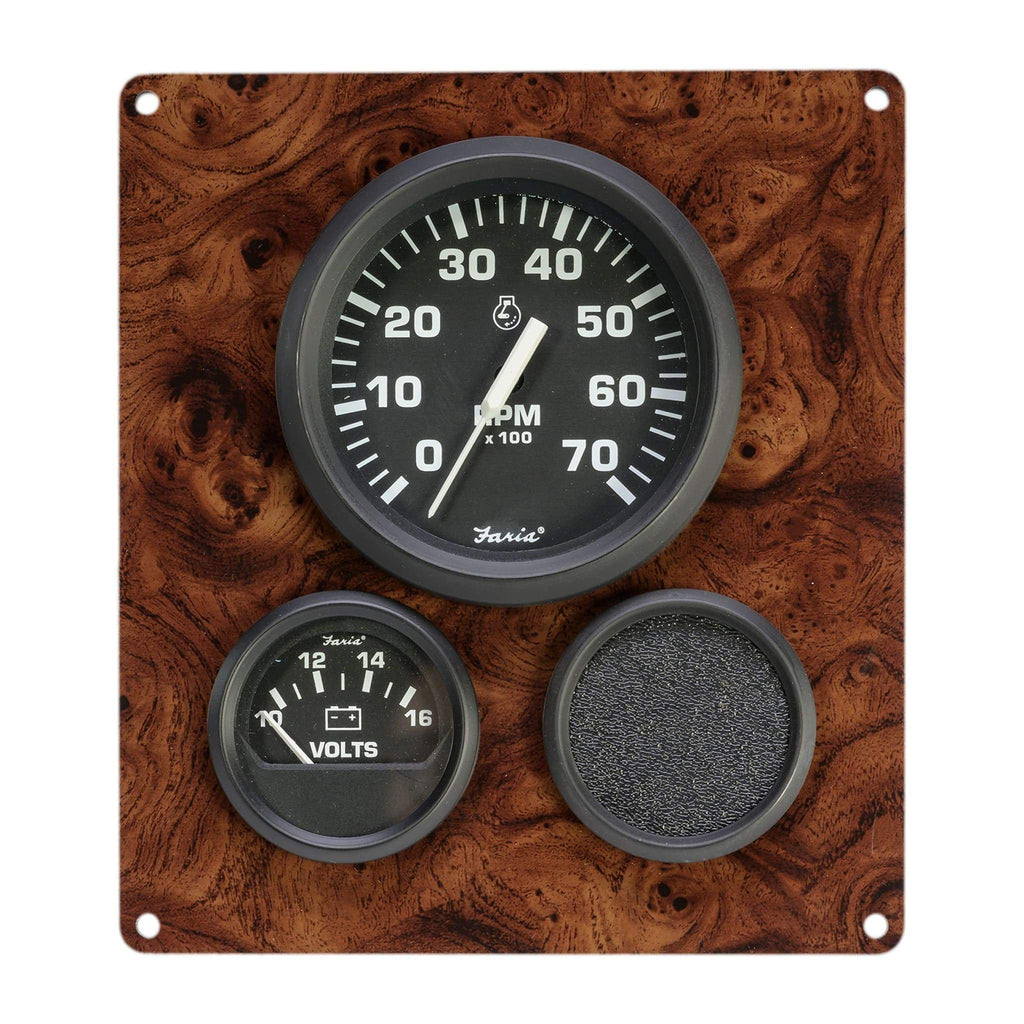 faria tachometer installation instructions