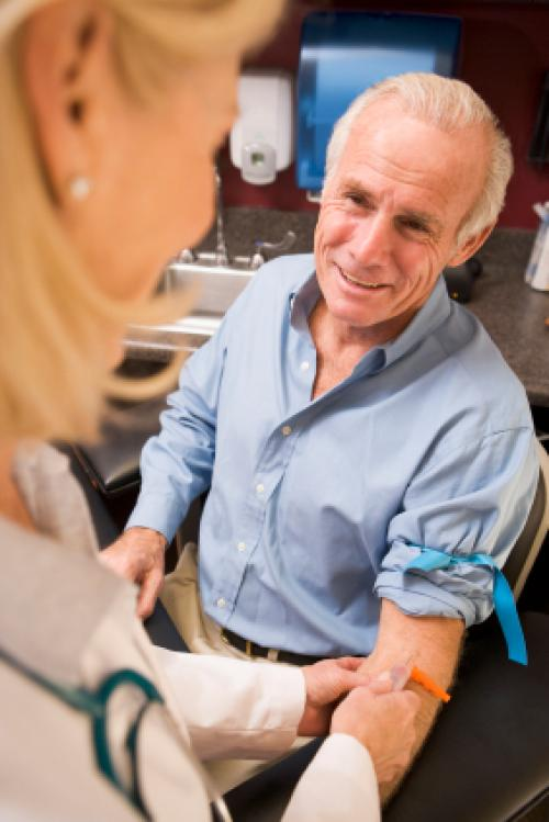fasting blood work instructions