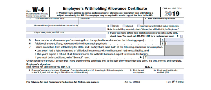 federal tax form 1040 instructions