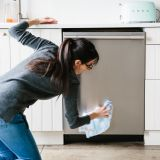 finish dishwasher cleaner instructions