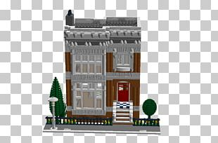 free lego modular building instructions