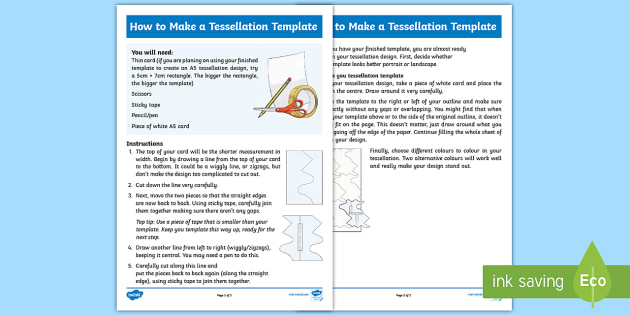 how to instructions template