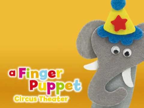 how to make a finger puppet instructions