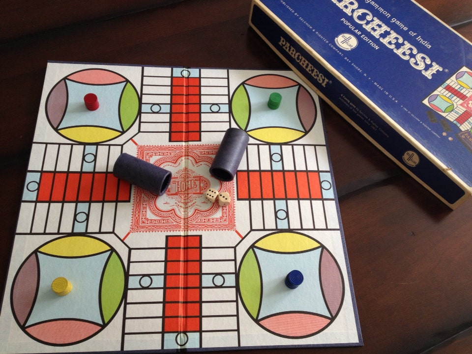 how to play parcheesi instructions