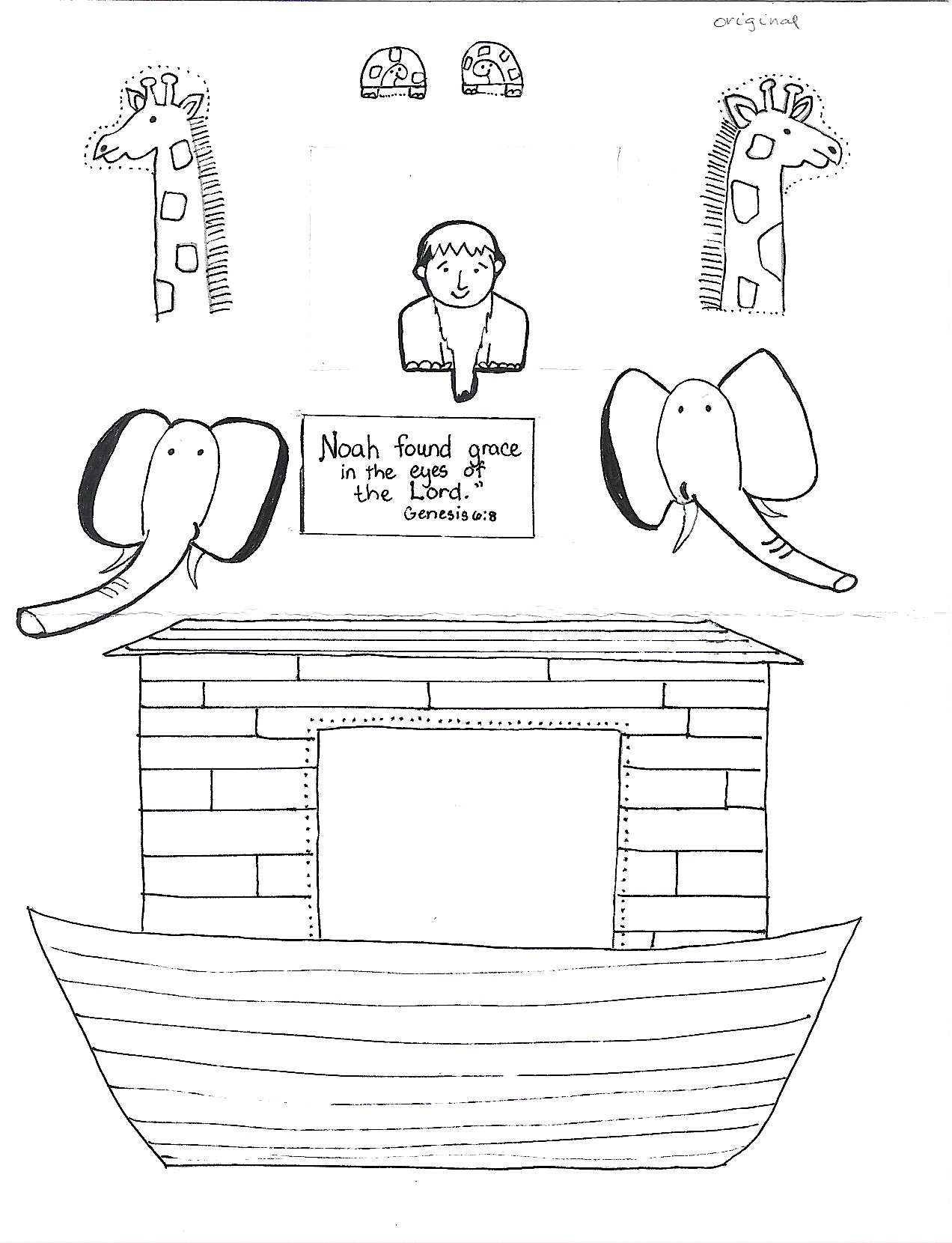 instructions for building the ark of the covenant
