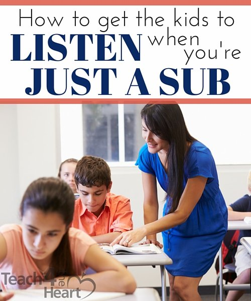 instructions for students in classroom