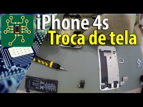 iphone touch screen replacement instructions