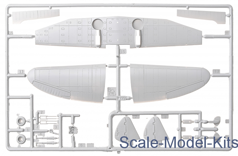 italeri model kit instructions