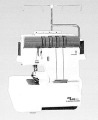 janome overlocker 8002dx instruction manual