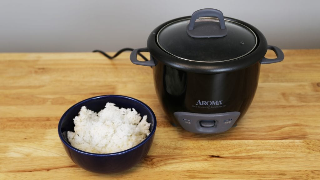 kitchen craft rice cooker instructions