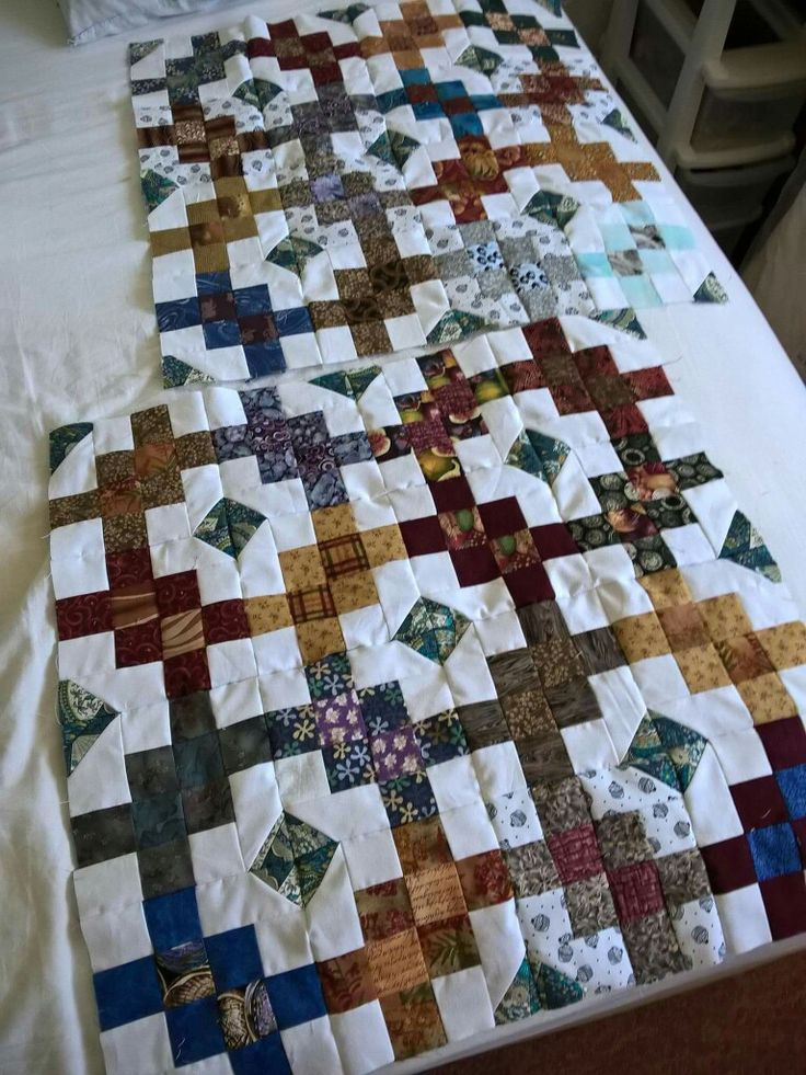 knot a quilt instructions