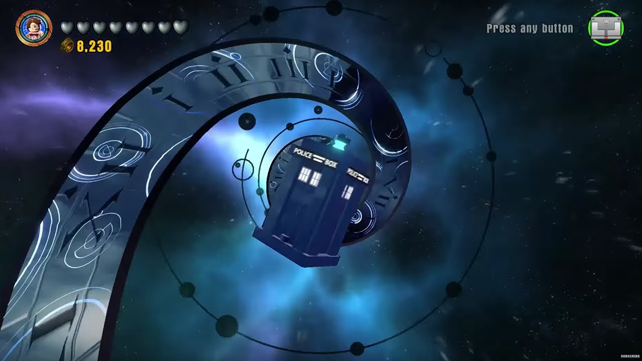 lego dimensions dr who instructions
